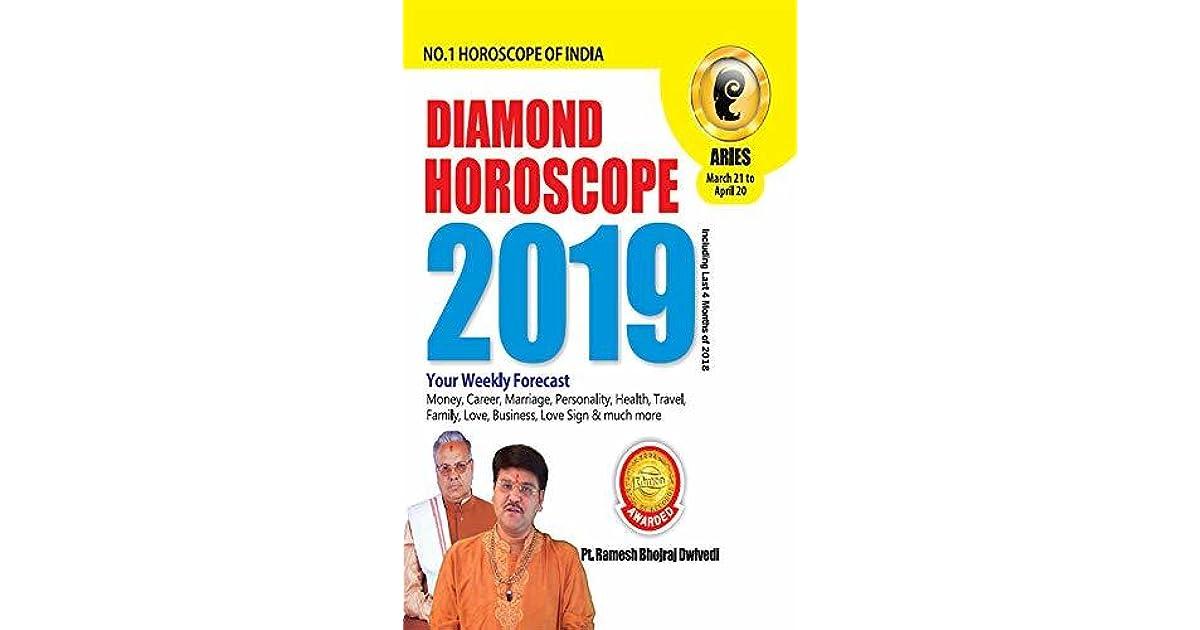 DIAMOND HOROSCOPE ARIES 2019 by Dr  Bhojraj Dwivedi & Pt