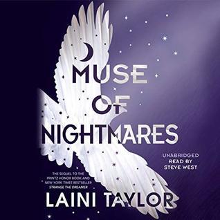 Muse of Nightmares (Strange the Dreamer, #2)