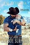 Cowboy Surprise (The Dalton Boys, #9)