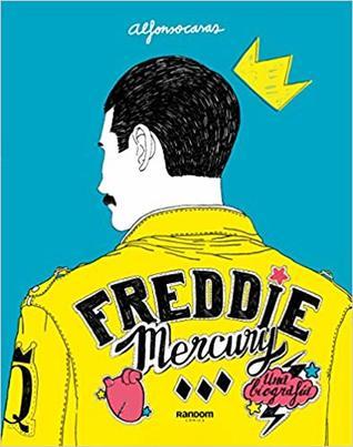 Freddie Mercury by Alfonso Casas