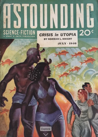 Astounding Science Fiction, July 1940