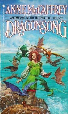 Dragonsong / Dragonsinger by Anne McCaffrey