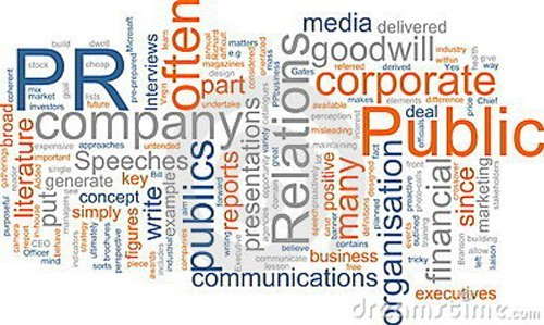 Lessons from Public Relations Issues