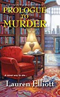 Prologue to Murder (Beyond the Page Bookstore Mystery, #2)