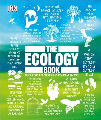 The Ecology Book (Big Ideas Simply Explained) by DK