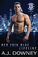 Her Thin Blue Lifeline (Indigo Knights #1)