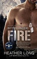 Bitten Under Fire (Bravo Team WOLF, #2)
