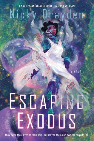 Image result for escaping exodus nicky drayden