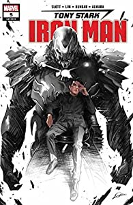 Tony Stark: Iron Man #5