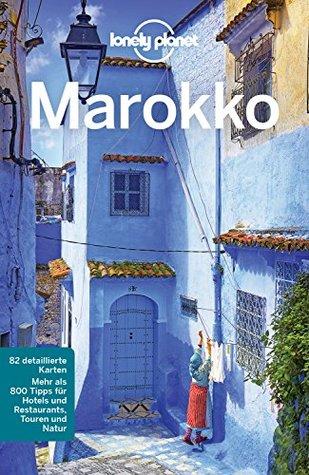 Lonely Planet Reiseführer Marokko: mit Downloads aller Karten