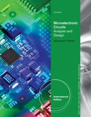 Microelectronic Circuits: Analysis and Design, International Edition