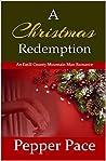 A Christmas Redemption (Estill County Mountain Man #5)