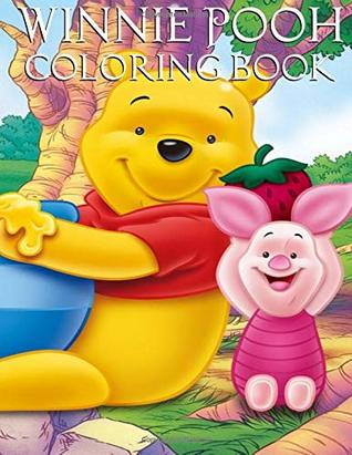 Winnie Pooh Coloring book: Amazing coloring book for kids ...