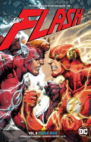 The Flash, Volume 8: Flash War
