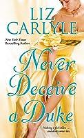 Never Deceive a Duke (Neville Family, #2)