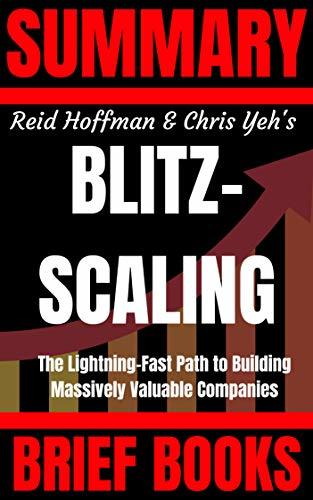 Blitzscaling by Reid Hoffman, Chris Yeh