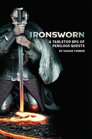 Ironsworn: A Tabletop RPG Of Perilous Quests