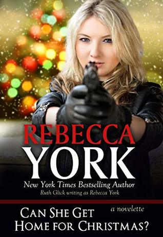 Can She Get Home for Christmas? by Rebecca York