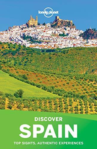 Discover Spain (Lonely Planet Travel Guide)