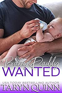 Baby Daddy Wanted (Crescent Cove, #5)