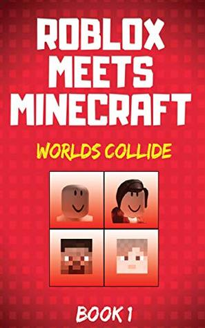 Roblox And Minecraft Combined Roblox Meets Minecraft Worlds Collide By Author Art