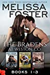 The Bradens at Weston (Books 1-3 Boxed Set): Love in Bloom: The Bradens