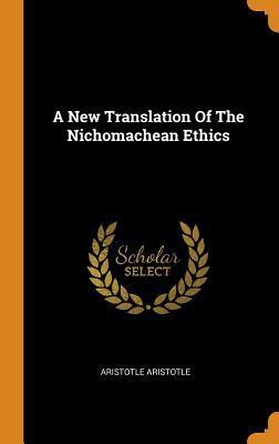 the nichomachean ethics