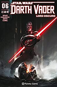 Star Wars Darth Vader Lord Oscuro n� 06
