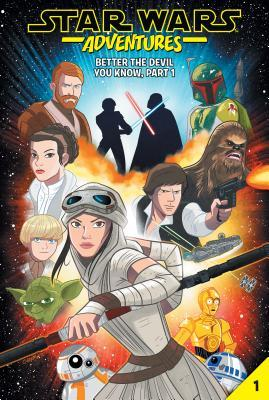 Star Wars Adventures #1: Better the Devil You Know, Part 1