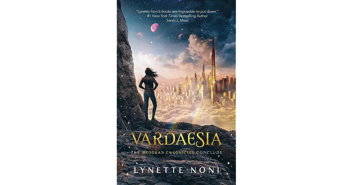Vardaesia The Medoran Chronicles 5 By Lynette Noni