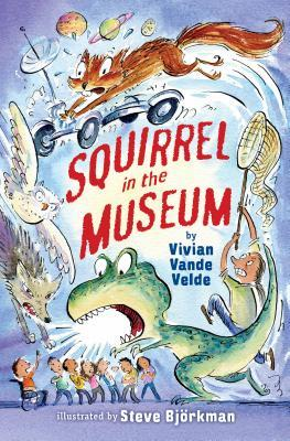 Squirrel in the Museum (Twitch the Squirrel, #3)