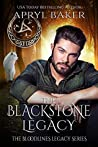 The Blackstone Legacy (The Bloodlines Legacy, #3)