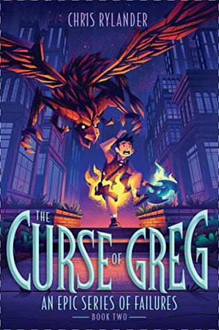 The Curse of Greg (An Epic Series of Failures, #2)