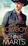 It Started with a Cowboy (Cowboys of Creedence #3)