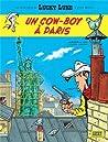 Un cow-boy à Paris (Les Aventures de Lucky Luke d'après Morris #8)