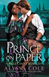 Book cover for A Prince on Paper (Reluctant Royals, #3)