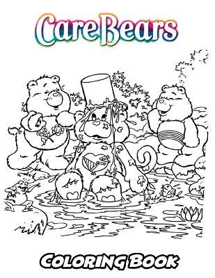 The Care Bears coloring pages on Coloring-Book.info | 400x309