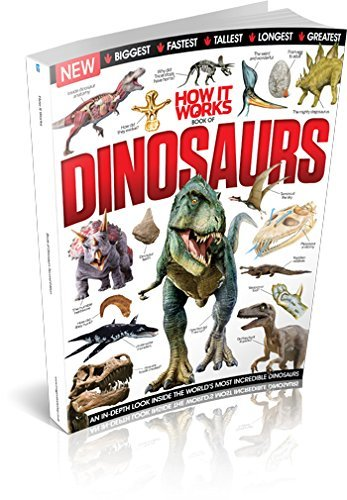 How It Works Book of Dinosaurs 4 Edition