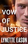 Vow of Justice (Blue Justice, #4) ebook review