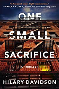 One Small Sacrifice (Shadows of New York, #1)