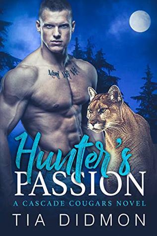 Hunter's Passion (Cascade Cougars, #3)