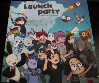 Launch Party - The Webcomics Anthology