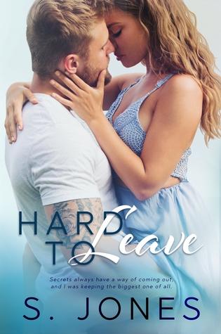 Hard To Leave (Hard Series #3)