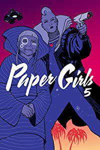 Paper Girls, Vol. 5