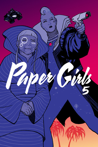 Paper Girls, Vol. 5