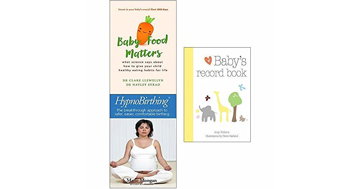 Baby/'s Record Book Your First Five Years By Amy Nebens New Baby Record Book