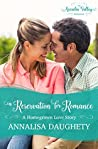 A Reservation for Romance (Homegrown Love #3)