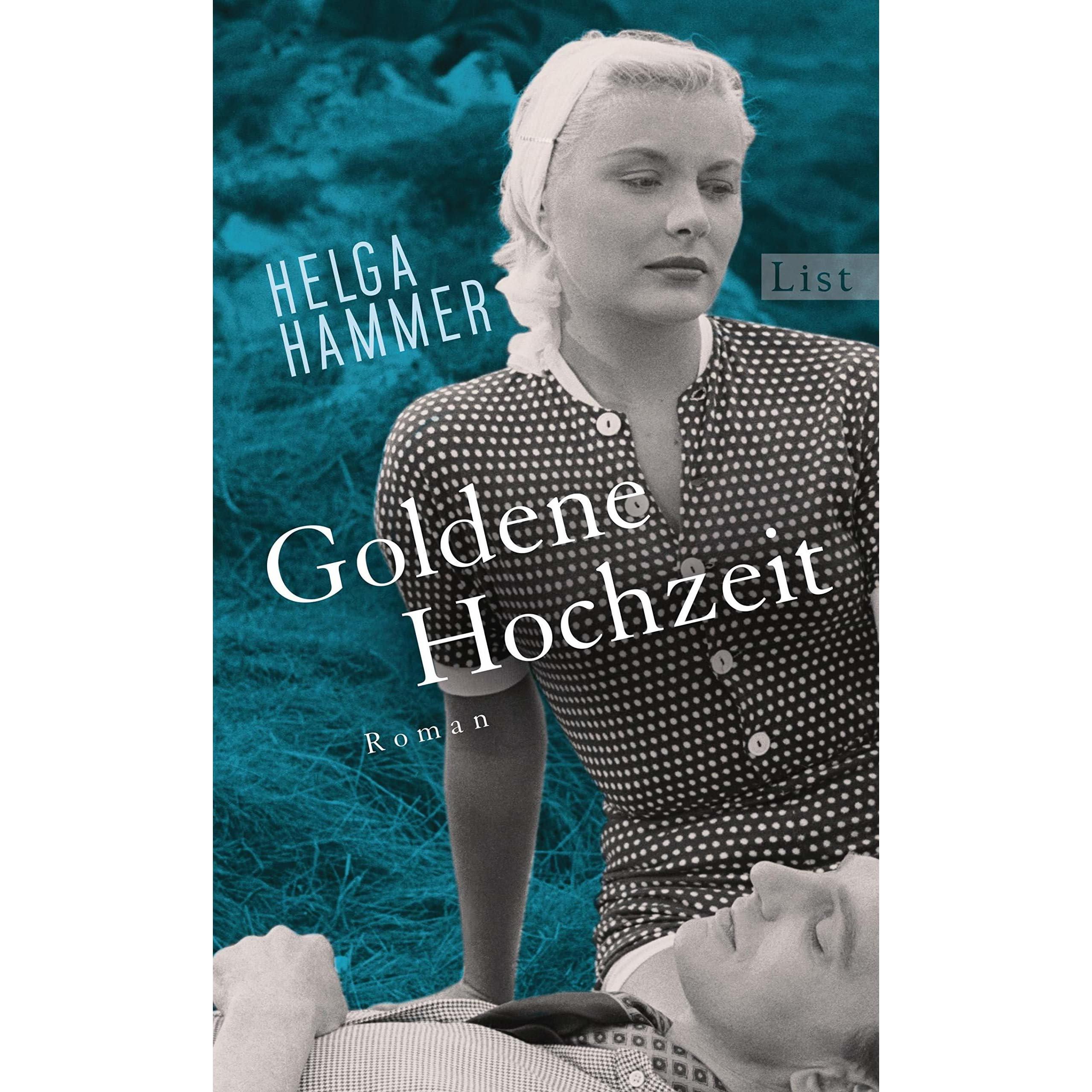 Goldene Hochzeit By Helga Hammer