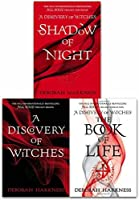 All Souls Trilogy Deborah Harkness Collection 3 Books Set (The Book of Life, Shadow of Night, A discovery of witches)