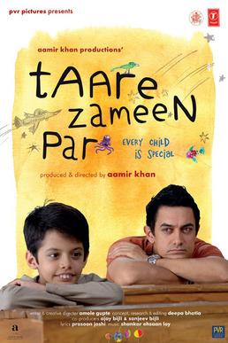 Taare Zameen Par (Like Stars on Earth): A Screenplay